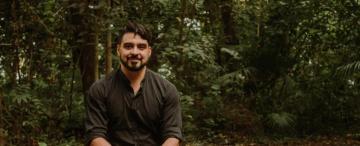 Dardo Solórzano: de la mano del folclore llegó la poesía