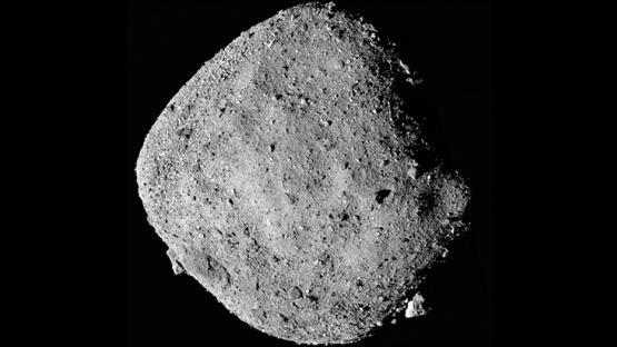 La NASA tomará muestras del asteroide Bennu en busca de datos sobre el sistema solar