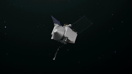 La NASA informó que la sonda Osiris-Rex entró en contacto con el asteroide Bennu