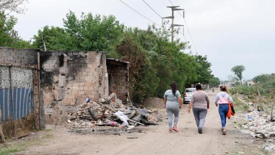 """Crimen de Abigail: """"es difícil que esa familia pueda regresar a vivir en el barrio"""""""