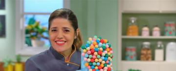 Isabel Vermal: una delicada constructora de tentadoras exquisiteces dulces