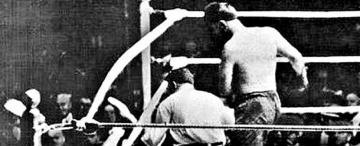 Hojeando el Diario: Firpo y su combate con el italiano Priano en Tucumán