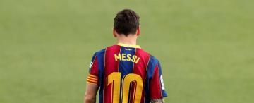 Messi, un extraño en su propia casa