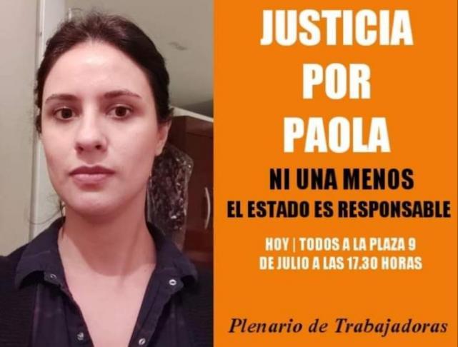 Cómo era la vida de Paola Tacacho, la joven asesinada en una vereda de  Tucumán - LA GACETA Tucumán
