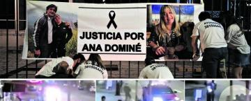 Los acusados de matar a Ana Dominé harán la rueda de reconocimiento sin tapabocas