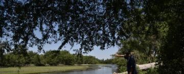 En Villa de Chicligasta ni la sequía hace perder el miedo a terminar sepultados por las aguas