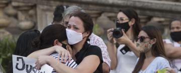 """De la madre de Paola a Manzur: """"aceptar la renuncia de Pisa sería matar dos veces a mi hija"""""""