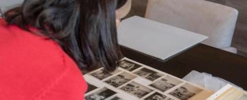 Al rescate de las fotos familiares