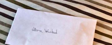 Las cartas de despedida del femicida Parada Parejas