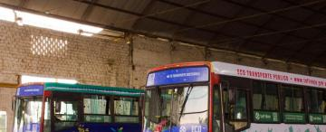 Debuta Ecobus en Tafí Viejo: el servicio será gratuito durante una semana