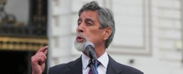 Sagasti es presidente interino de Perú