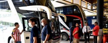 Tucumán cupificará el ingreso de ómnibus de larga distancia
