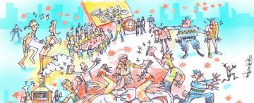 """A miles de tucumanos no les importó la salud del otro"""