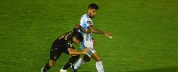 """Atlético positivo, Racing negativo: energía """"decana"""""""