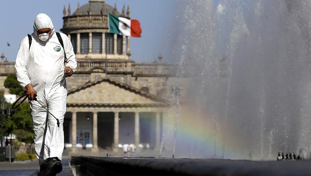 Ciudad de México restringe venta de alcohol ante repunte de covid-19