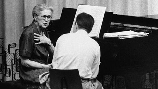 Nadia Boulanger: el músico debe pensar con el corazón y sentir con el cerebro
