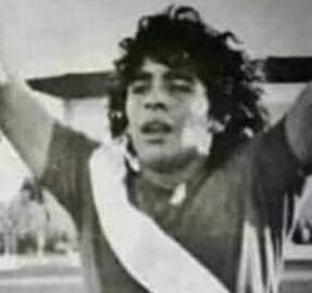 Podcast: la historia del primer partido que Maradona jugó en Tucumán
