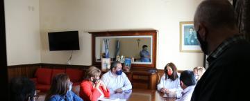Se distiende Tafí del Valle: los funcionarios de Caliva aceptan a la intendenta interina