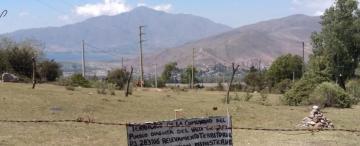 La Comunidad Diaguita del Valle de Tafí niega usurpaciones ilegales en La Quebradita