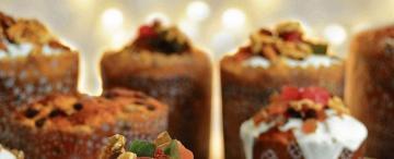 Se acercan las Fiestas: cuatro variedades del imperdible pan de Navidad