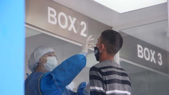 Tucumán registró hoy 130 contagios de coronavirus