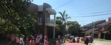 San Martín: algo de calma en pleno vendaval