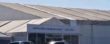 El simulacro de vacunación será en el Hospital Modular del Este