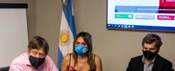 Campero, tras la reunión con Bussi: