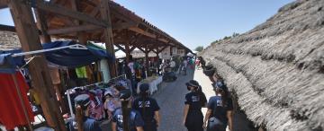Hubo tensión en Simoca ante la llegada de feriantes no autorizados por el COE