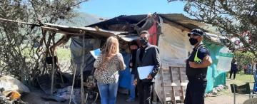 Tafí del Valle: operativos simultáneos en los focos de ocupación