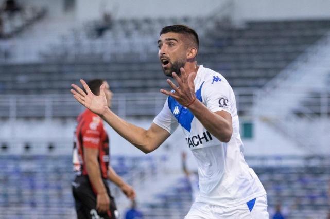 Emiliano Amor dio positivo para coronavirus en Vélez - LA GACETA Tucumán