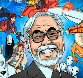 Te contamos por qué tenés que ver las películas de Hayao Miyazaki