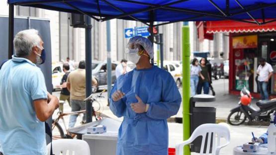Coronavirus en Argentina: 112 personas fallecieron y 7.264 nuevos casos
