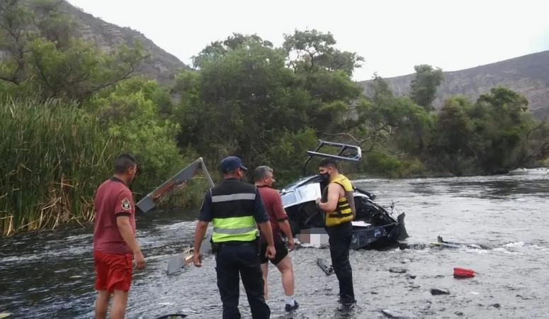 Dan a conocer los detalles de la caída del helicóptero que piloteaba Jorge Brito