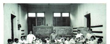 Tucumán retro: el Colegio Nacional, en 1913