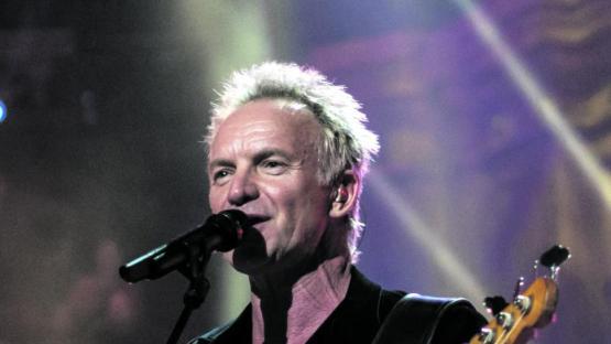 Sting celebra 30 años de un disco con su reedición