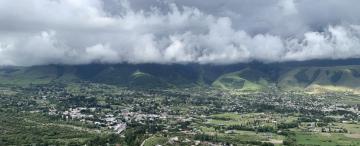 Trekking a La Cruz: a 20 minutos de la villa, las mejores vistas del Valle
