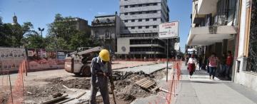 Alfaro proyecta un 79% más para obra pública