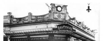 Tucumán retro: la Casa Escasany, en 1905