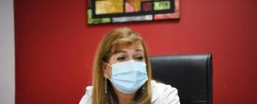 Un hospital que se puso al hombro el pico de contagios