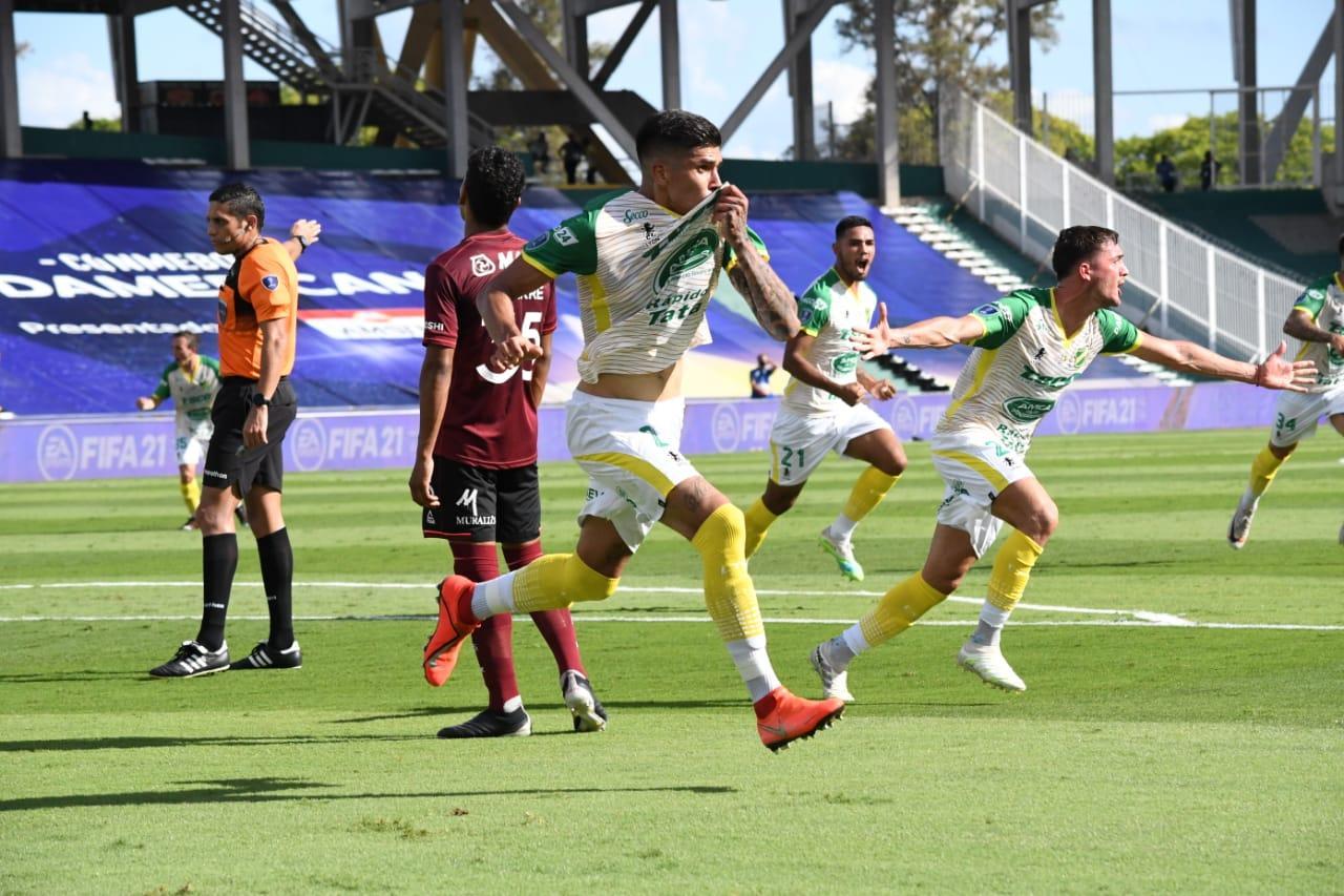 Defensa y Justicia se consagró campeón de la Sudamericana