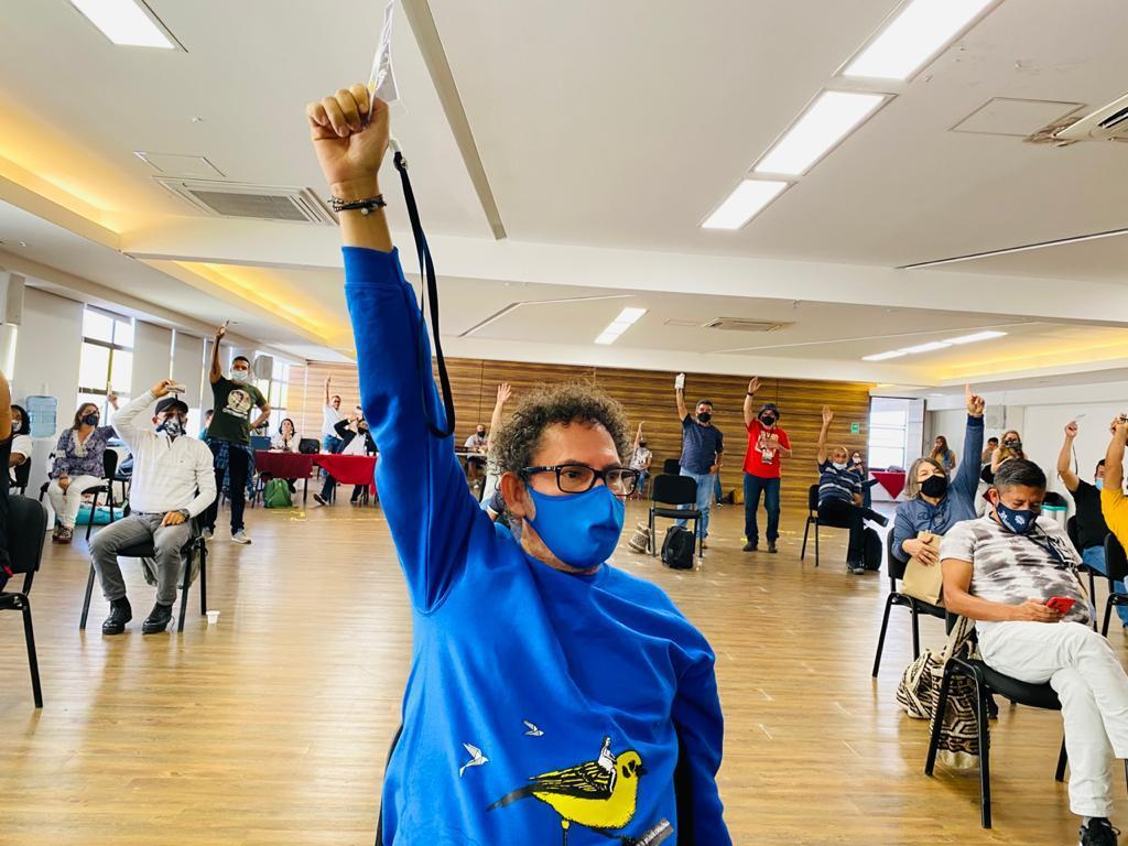 'Comunes', el nuevo nombre del partido político las FARC