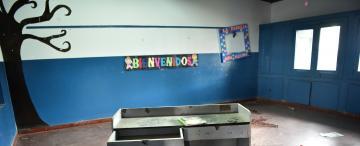 El vandalismo perjudicó más a las escuelas que el abandono