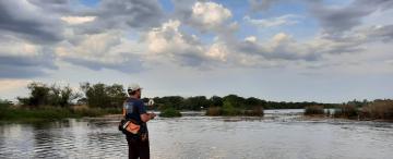 Termas de Río Hondo, un clásico para los pescadores