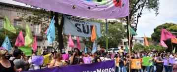"""Violencia de género: """"que el Estado se articule y nos dé soluciones"""""""