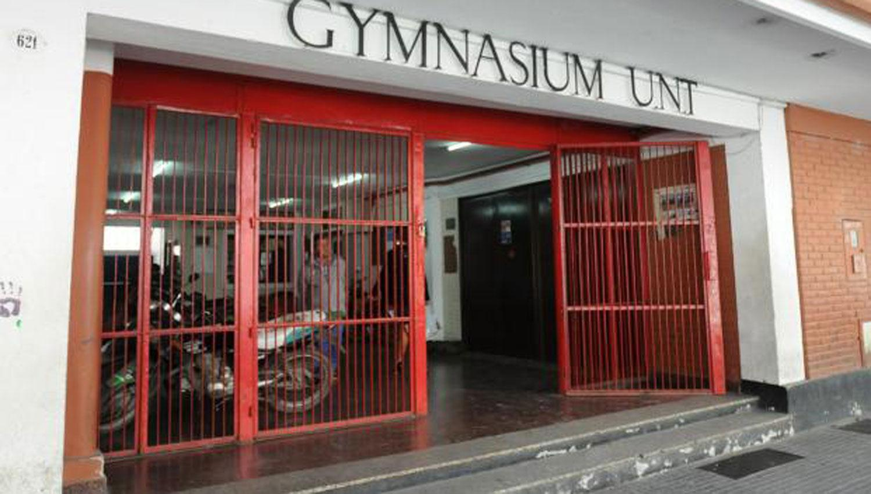 GYMNASIUM. ARCHIVO LA GACETA