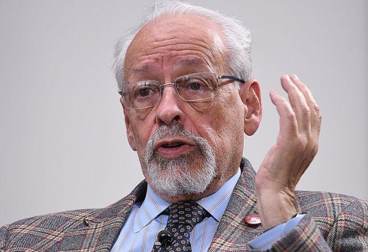 Horacio Verbitsky admitió que llamó a Ginés para vacunarse