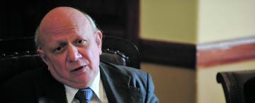 """Alberto Binder: """"en Tucumán atentaron contra la independencia judicial"""""""