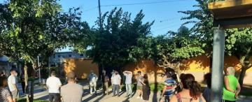 """La inseguridad moviliza a vecinos de la """"Perla del Sur"""""""