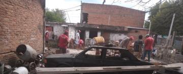 Concepción: el fuego les quitó la casa y ahora necesitan ayuda